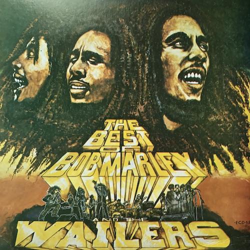 Bob Marley & The Wailers – The Best Of Bob Marley & The Wailers