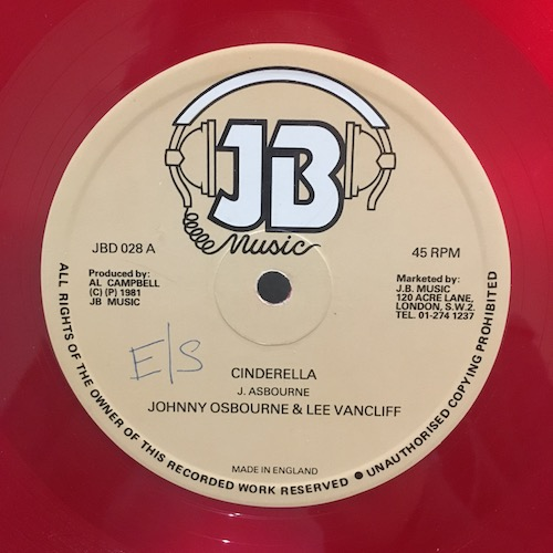 Johnny Osbourne & Lee Vancliff / Tamlins – Cinderella / Big Girl Now