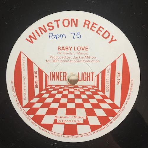 Winston Reedy / Jackie Mittoo – Baby Love / Instant Buzz