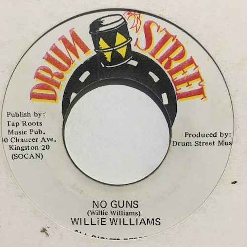 Willie Williams – No Guns