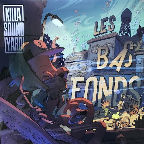 KillaSoundYard – Dub Night