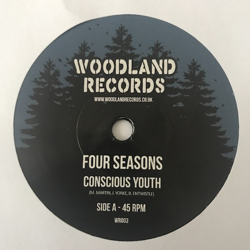Conscious Youth – Four Seasons