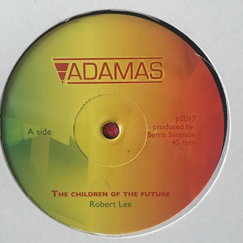 Robert Lee – The Children Of The Future