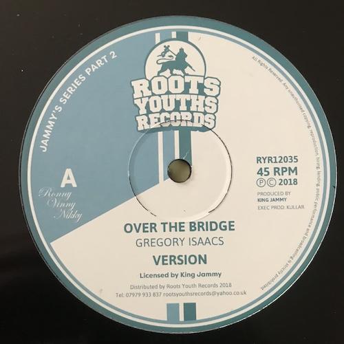Gregory Isaacs – Over The Bridge / Let's Go Dancing