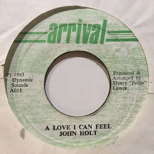 John Holt – A Love I Can Feel