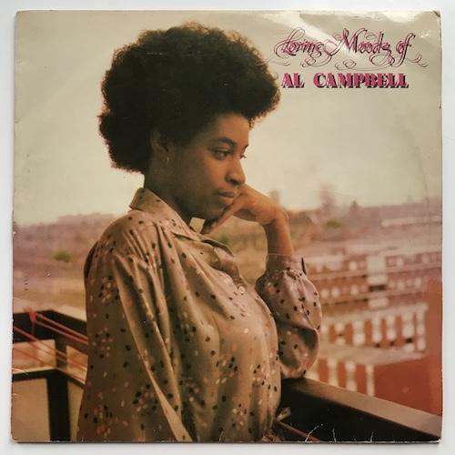 Al Campbell – Loving Moods Of Al Campbell