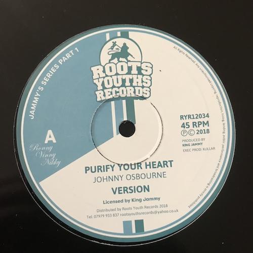 Johnny Osbourne, Lacksley Castell –  Purify Your Heart / Princess Lady
