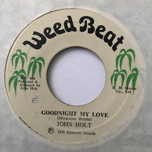 John Holt – Can't Keep Us Apart / Goodnight My Love