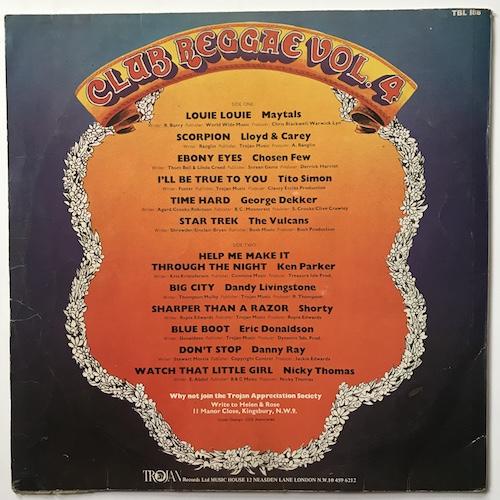 Various – Club Reggae Vol. 4