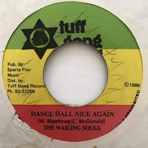 The Wailing Souls – Dance Hall Nice Again