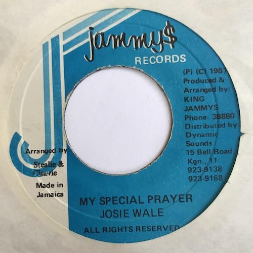 Josie Wale – My Special Prayer