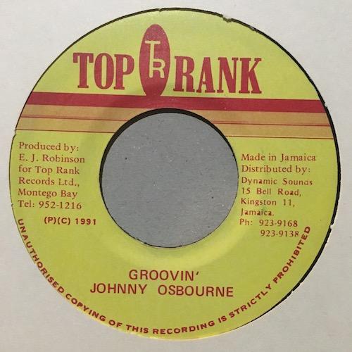 Johnny Osbourne – Groovin'
