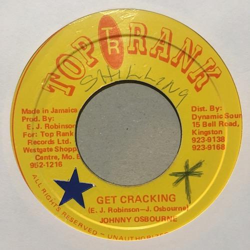 Johnny Osbourne – Get Cracking