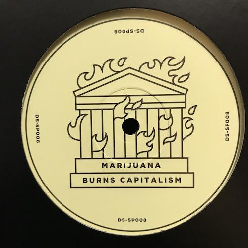 Blind Prophet – Marijuana Burns Capitalism