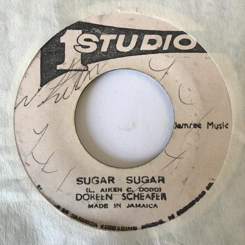 Doreen Scheafer / Doreen & Soul Vendors – Sugar Sugar