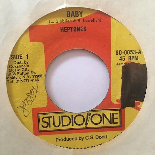 The Heptones – Baby