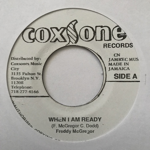 Freddy McGregor – When I Am Ready
