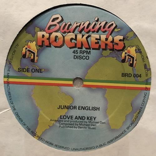 Junior English – Love And Key