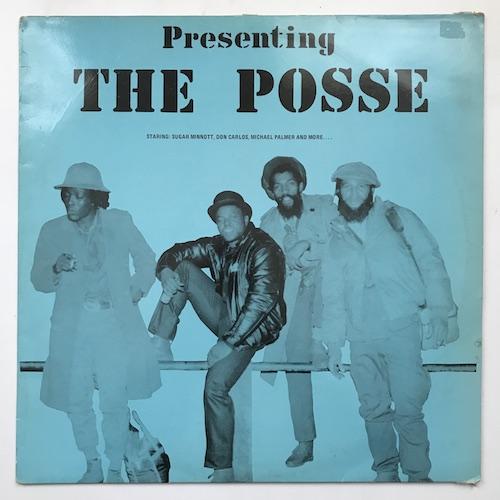 Various – Presenting The Posse