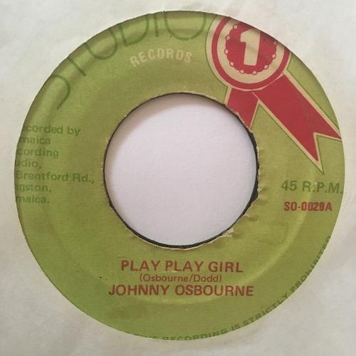 Johnny Osbourne – Play Play Girl