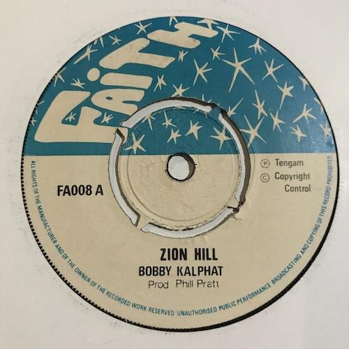 Bobby Kalphat – Zion Hill