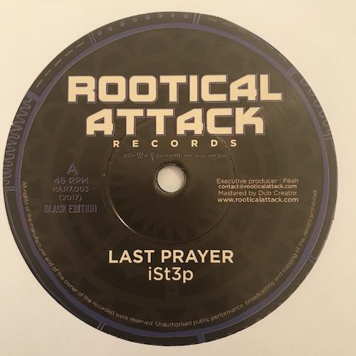 Ist3p – Last Prayer