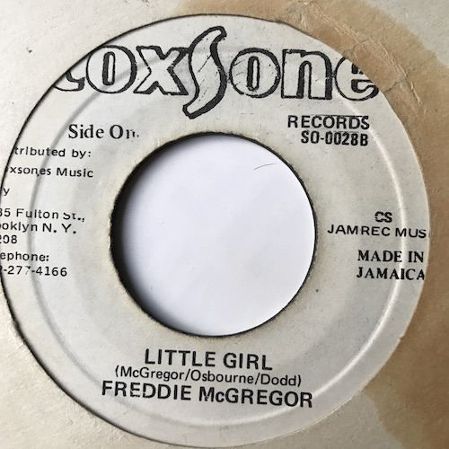Freddie McGregor – Little Girl