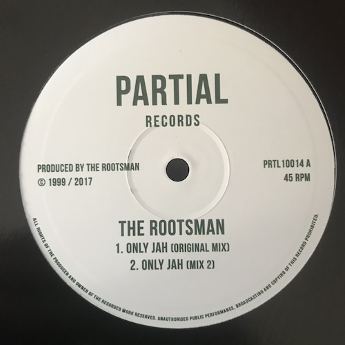 The Rootsman Feat. Jah Meek – Only Jah / Jah Lifted Me Up