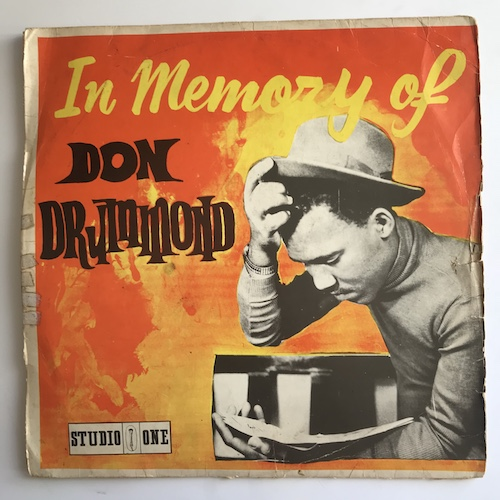 Don Drummond – In Memory Of Don Drummond