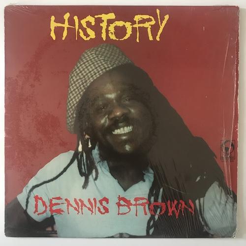 Dennis Brown – History