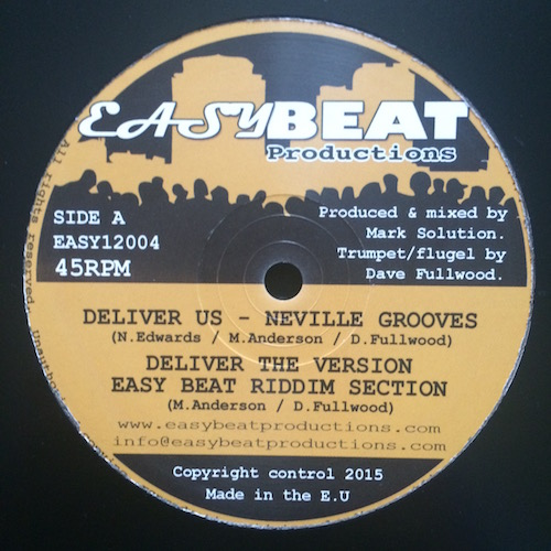 Neville Grooves, Easy Beat Riddim Section – Deliver Me