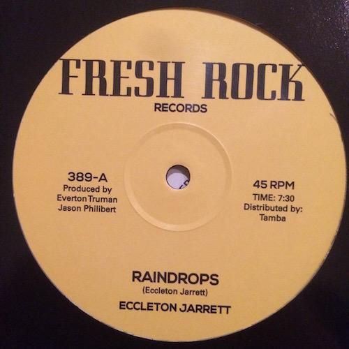 Eccleton Jarrett – Raindrops