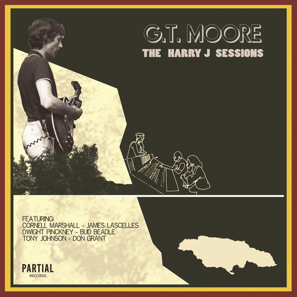 G.T. Moore – The Harry J Sessions