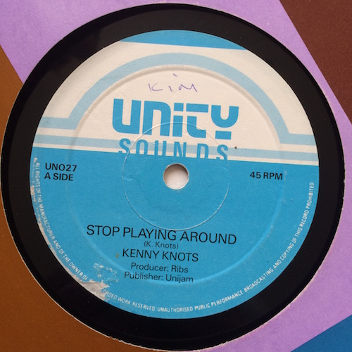 Kenny Knots – Full Control / Stop Playing Around