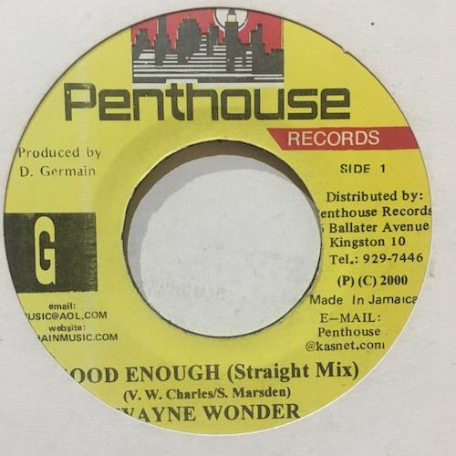 Wayne Wonder – Good Enough