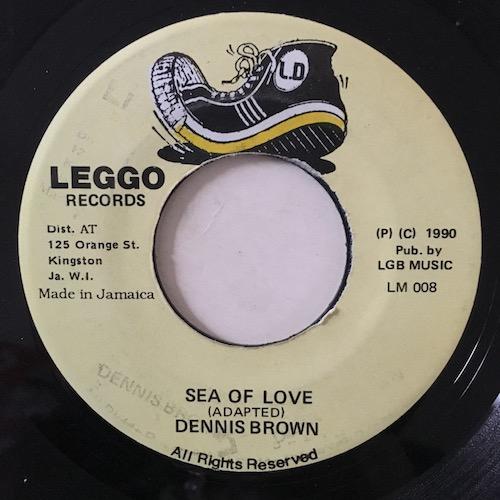 Dennis Brown – Sea Of Love