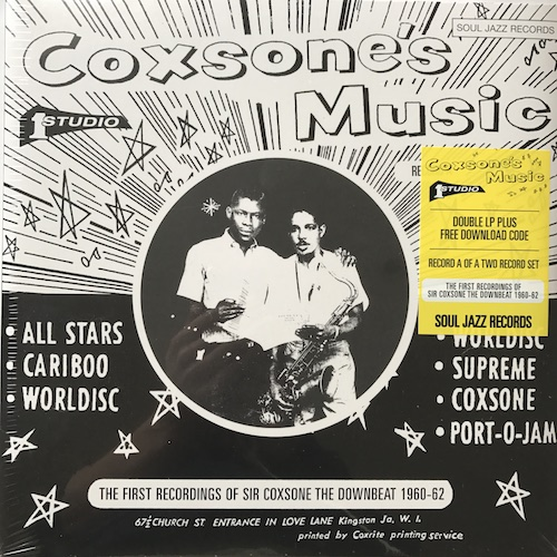 Various – Coxsone's Music (The First Recordings Of Sir Coxsone The Downbeat 1960-62)