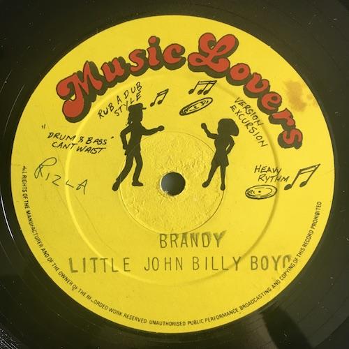 Little John / Billy Boyo – Brandy