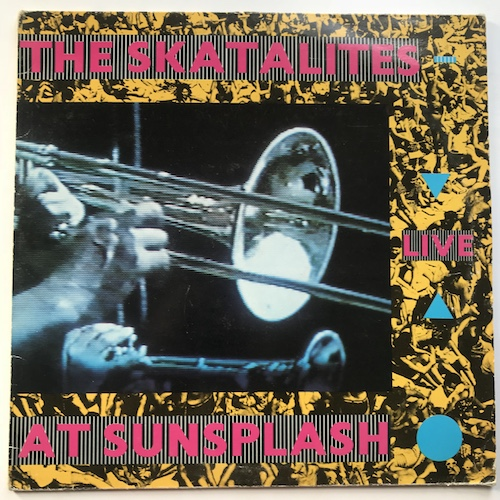 The Skatalites – Live At Sunsplash
