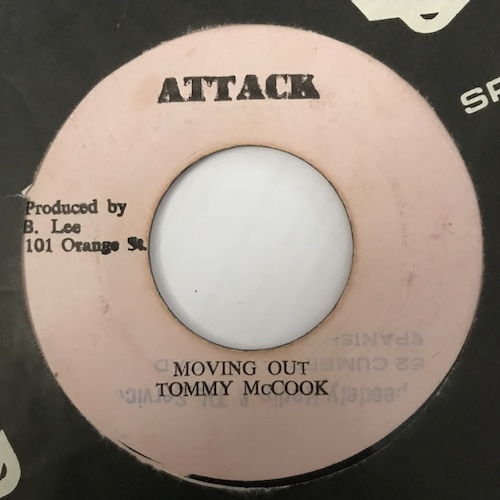 Tommy McCook – Moving Out