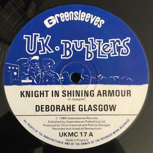 Deborahe Glasgow – Knight In Shining Armour