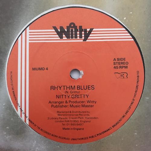 Nitty Gritty – Rhythm Blues