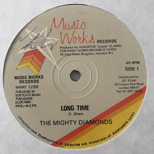 The Mighty Diamonds – Long Time