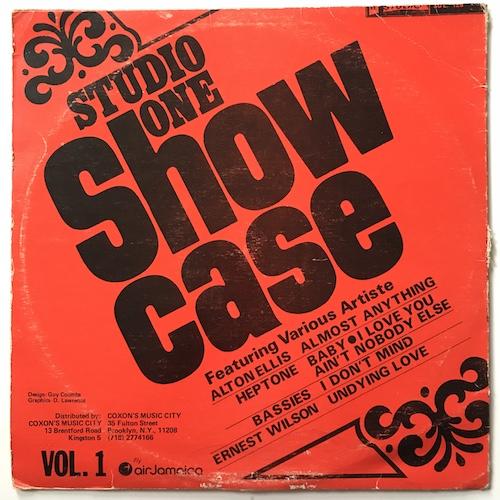 Various – Studio One Showcase Vol. 1