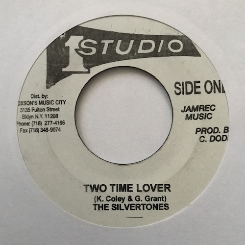 The Silvertones – Two Time Lover