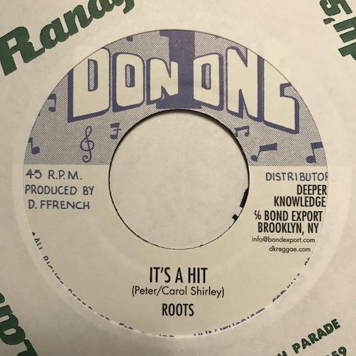 Roots – It's A Hit