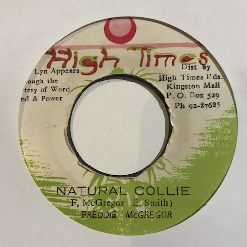 Freddie McGregor – Natural Collie