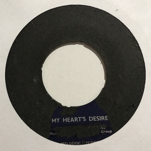 The Jiving Juniors – My Heart's Desire