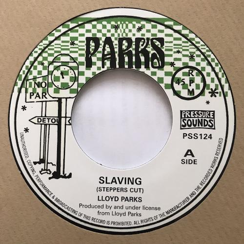 Lloyd Parks – Slaving (Steppers Cut)