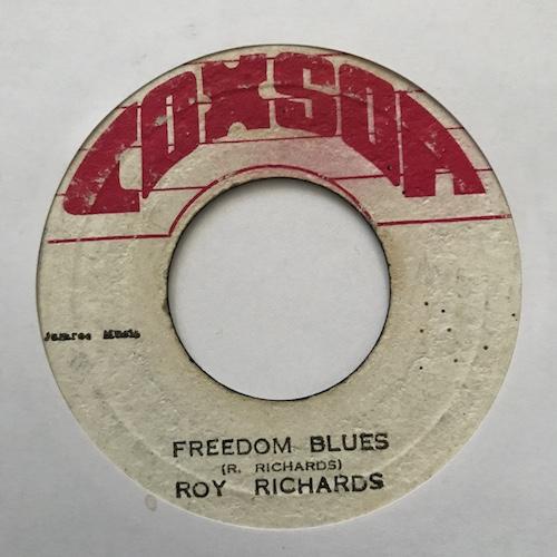 Roy Richards – Freedom Blues